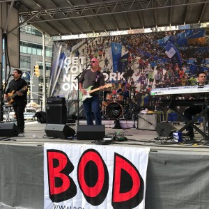 Bod - Cover Band in New York City, New York