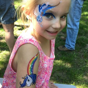 Body Art by Hanna - Face Painter / College Entertainment in Germantown, Maryland