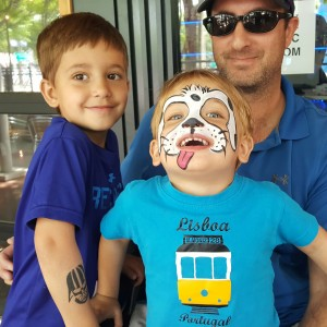 Family Friendly Entertainment Services - Face Painter in Clearwater, Florida