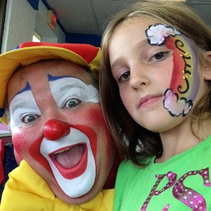 Boho the Clown - Children's Party Magician in Henderson, North Carolina