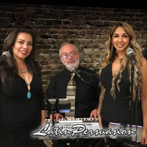 Latin Persuasion - Wedding Band / Singing Pianist in Orange, California