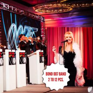 Bond 007 Band