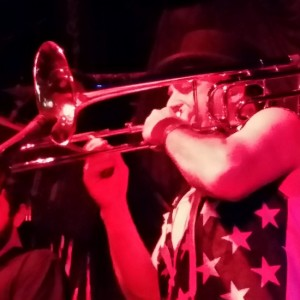 Bonesaw Brig - Trombone Player / Brass Musician in Oakland, California