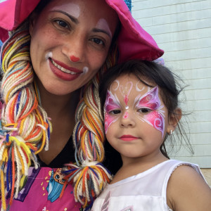 Bonne the Clown - Face Painter in Ridgefield Park, New Jersey