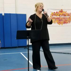 Bonnie Baughman - Gospel Singer in Akron, Ohio