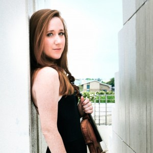 Bonnie Deeds - Violinist in Tampa, Florida