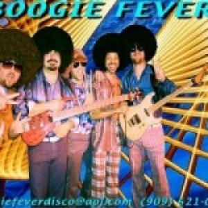 Boogie Fever Disco Band - Disco Band in Los Angeles, California