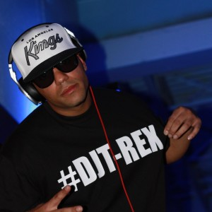 Book DJ T-Rex - Club DJ in Los Angeles, California