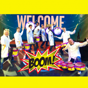 BOOM! Percussion Entertainment - Drum / Percussion Show / New Orleans Style Entertainment in Las Vegas, Nevada