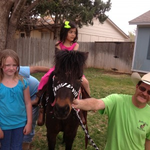 Boots and Bows Pony Parties - Pony Party in Lubbock, Texas