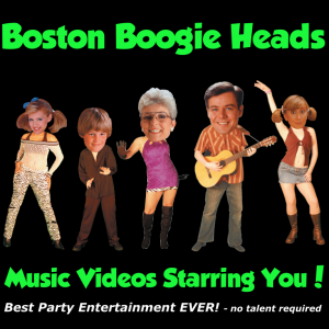 Boston Boogie Heads - Corporate Entertainment in Boston, Massachusetts