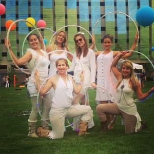 Boston Hoop Troop - Circus Entertainment in Somerville, Massachusetts