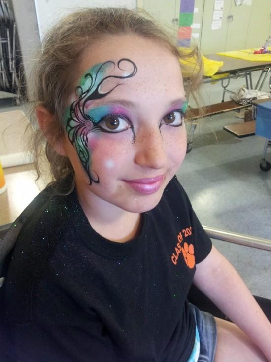 Hire Boston Ma Face Paint Face Paint Fantasy Face