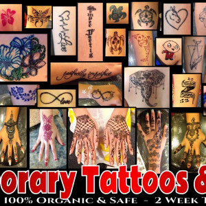 Boston Temporary Tattoos - Temporary Tattoo Artist / Family Entertainment in Boston, Massachusetts