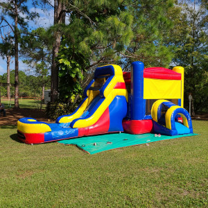 Bounce House & Water Slide Rentals - Party Inflatables / Family Entertainment in Fort Myers, Florida