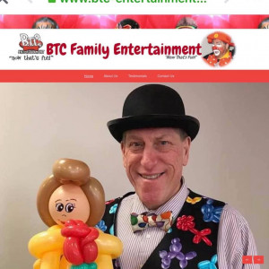 BTC Family Entertainment - Children's Party Magician / Clown in Pittsfield, Massachusetts