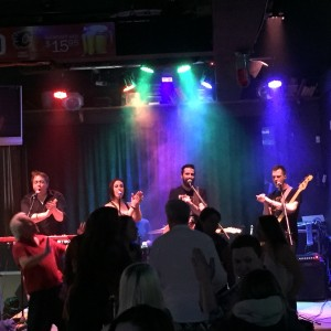 Bowriver - Cover Band / College Entertainment in Calgary, Alberta