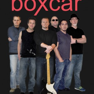 Boxcar - Rock Band in Olympia, Washington