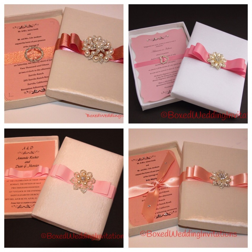 hire boxed wedding invitations wedding invitations in boston