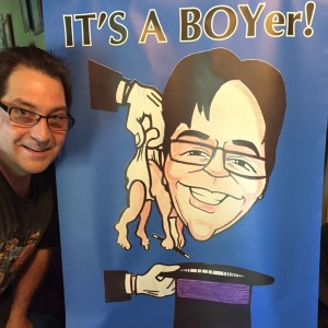 Boyer the Magic Guy - Comedy Magician / Comedy Show in Stockbridge, Michigan