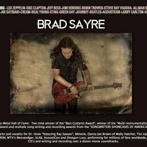 Brad Sayre - Rock Band in New Smyrna Beach, Florida