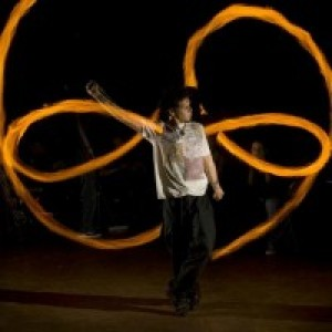Bradley Allbee - Fire Performer in Los Angeles, California