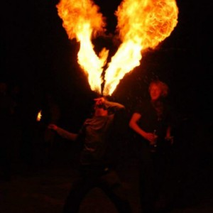 Bradley byrd - Fire Performer in Richmond, Virginia