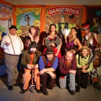 Braggart Family Entertainment - Sideshow / Mime in Houston, Texas