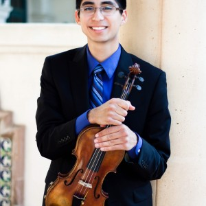 Brandon Encinas - Violinist in Los Angeles, California