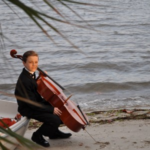 Brandon Gunter - Cellist in Stuart, Florida
