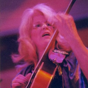 Brandy Herbert - Jazz Guitarist in Conifer, Colorado