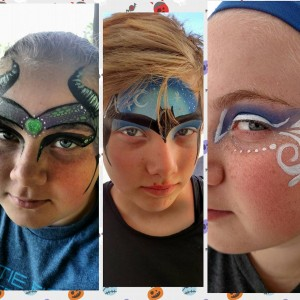 Brandy Wilker Art - Face Painter / College Entertainment in Owatonna, Minnesota