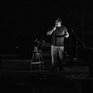 Brandyn Villarreal - Stand-Up Comedian in Denton, Texas
