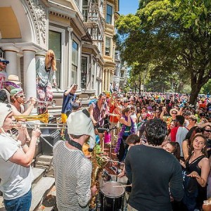 Brass Animals - Brass Band in San Francisco, California