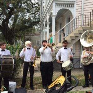 BrassHats Brass Band - Brass Band / Brass Musician in New Orleans, Louisiana