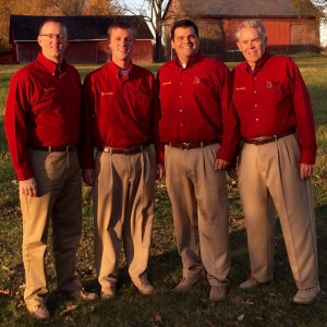 Bravada Quartet - Barbershop Quartet in Mansfield, Ohio