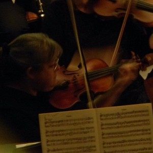 Braxton Music Service - Violinist in Greenville, North Carolina