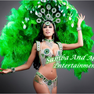 Brazilian Entertainment, Samba Dancers Los Angeles - Samba Dancer / Mardi Gras Entertainment in Los Angeles, California