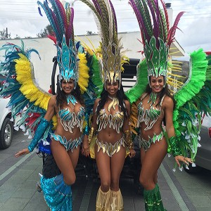 Samba Dancers Show - Samba Dancer / Percussionist in Los Angeles, California
