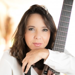 Brazilian singer and guitar player