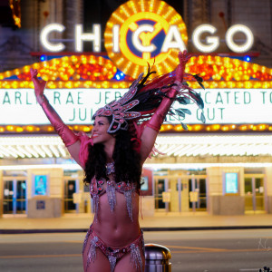 Brazilian Swag - Samba Dancer in Chicago, Illinois