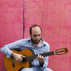Brazilian/Jazz guitarist and Vocalist