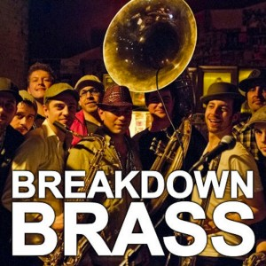 Breakdown Brass - Brass Band / New Orleans Style Entertainment in New York City, New York