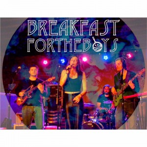 Breakfast For The Boys - Rock Band / Soul Band in New York City, New York