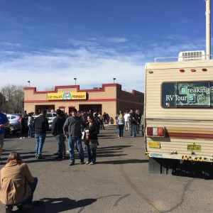 Breaking Bad RV Tours - Party Bus in Albuquerque, New Mexico