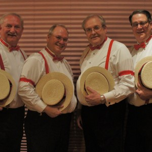 BreakTime Quartet - Barbershop Quartet / A Cappella Group in Holland, Michigan