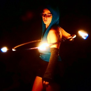 Breanna Renee Performing Arts - Fire Performer / LED Performer in Asheville, North Carolina