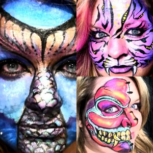 Breezy Brushes Face Painting - Face Painter in Vernal, Utah