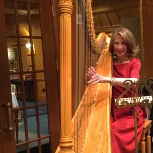 Brenda Street - Harpist in Atlanta, Georgia