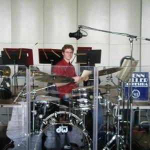 Brent Marquez - Drummer in Branson, Missouri
